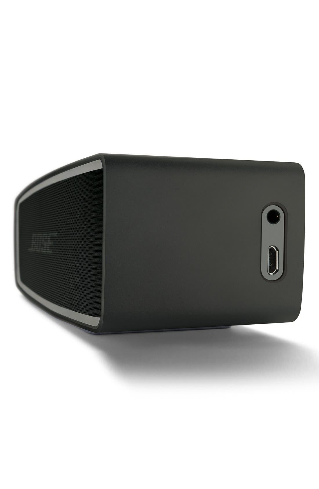 SoundLink<sup>®</sup> Mini II Bluetooth<sup>®</sup> Speaker,                             Alternate thumbnail 4, color,                             Carbon