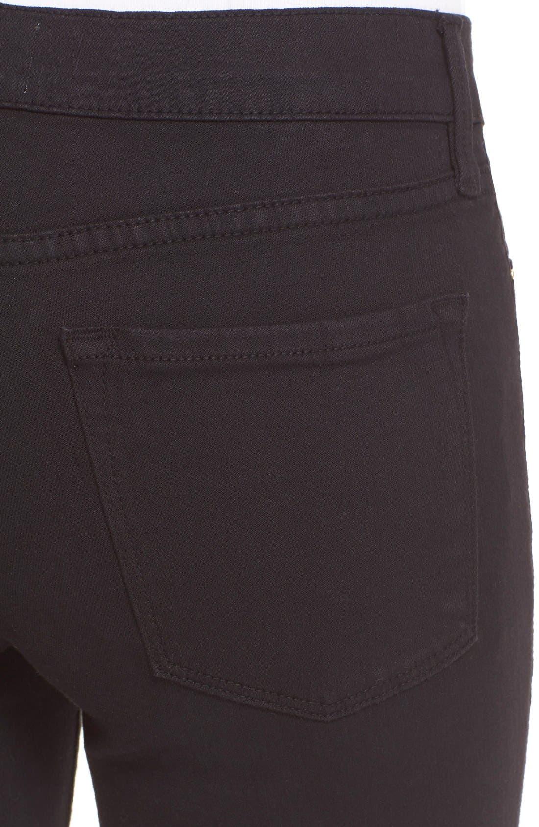 Forever Karlie Skinny Jeans,                             Alternate thumbnail 4, color,