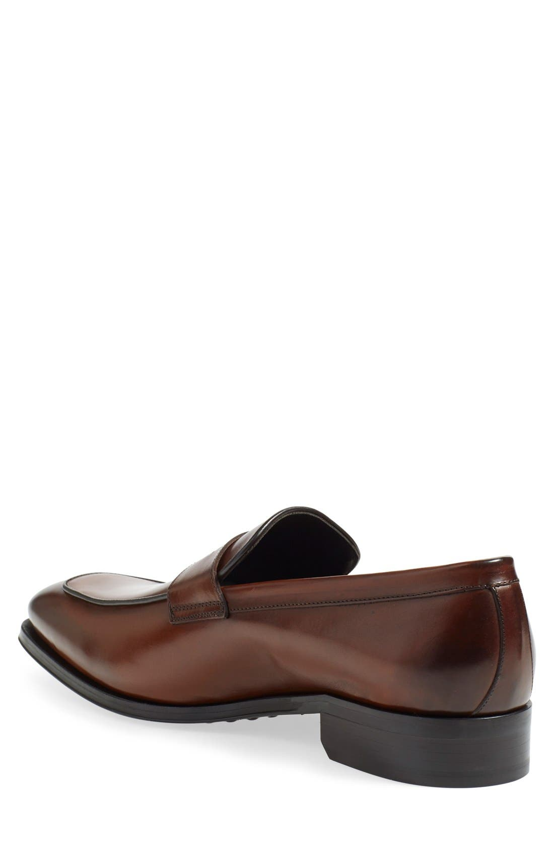 Alternate Image 4  - To Boot New York Dupont Penny Loafer (Men)
