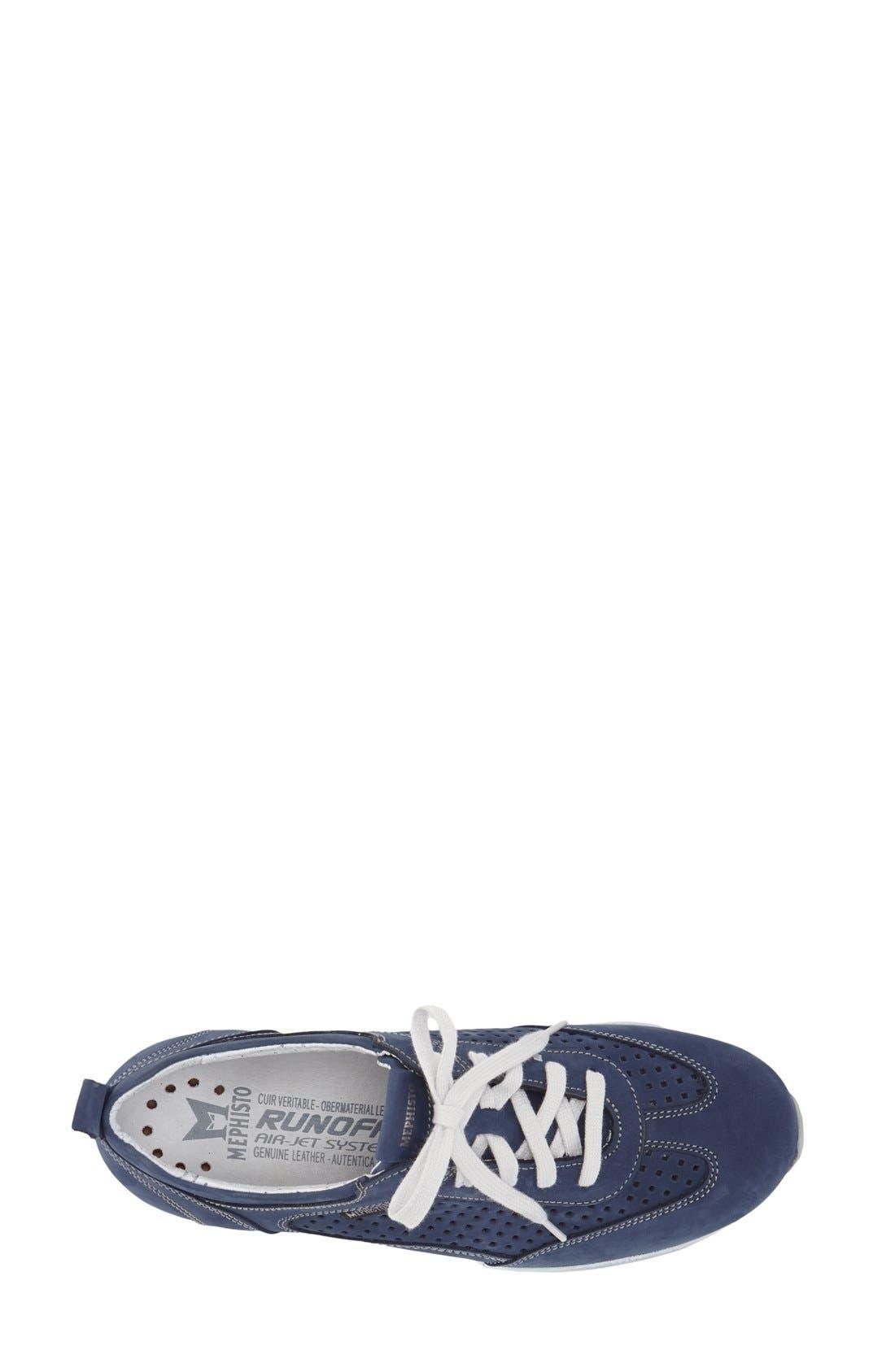 Mephisto Women's 'Yoana' Soft Air Perforated Sneaker bDm3l3k