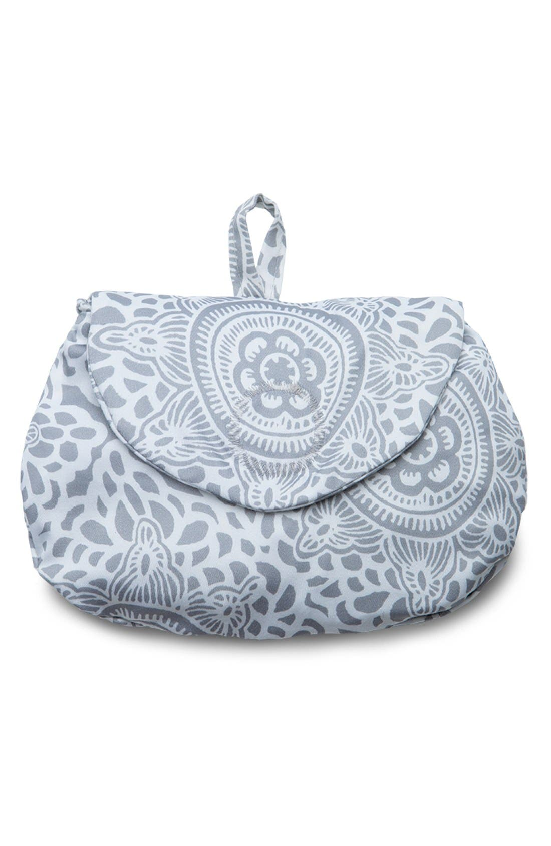 Nursing Cover,                             Alternate thumbnail 4, color,                             Boho Grey