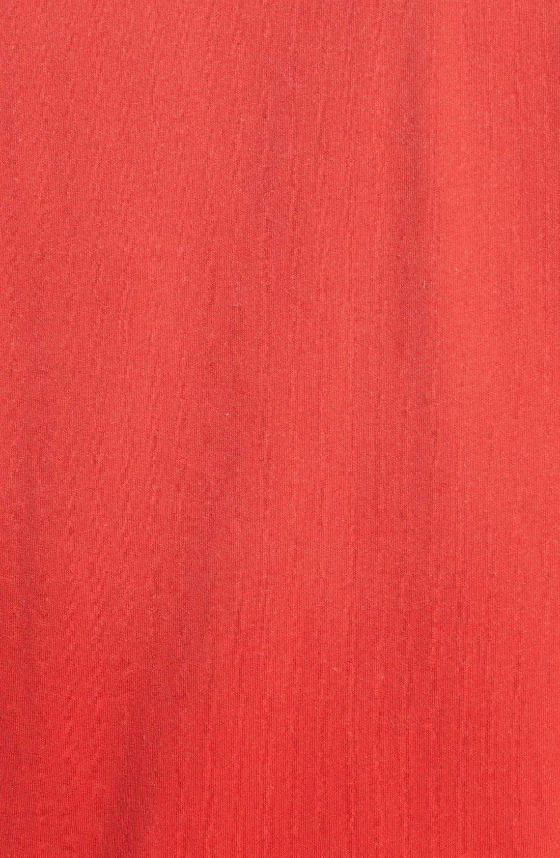 Alternate Image 5  - Lucky Brand 'Fashion' Long Sleeve Henley