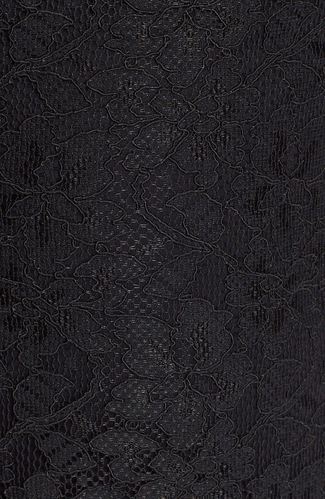 Alternate Image 5  - Diane von Furstenberg 'Zarita' Lace Sheath Dress