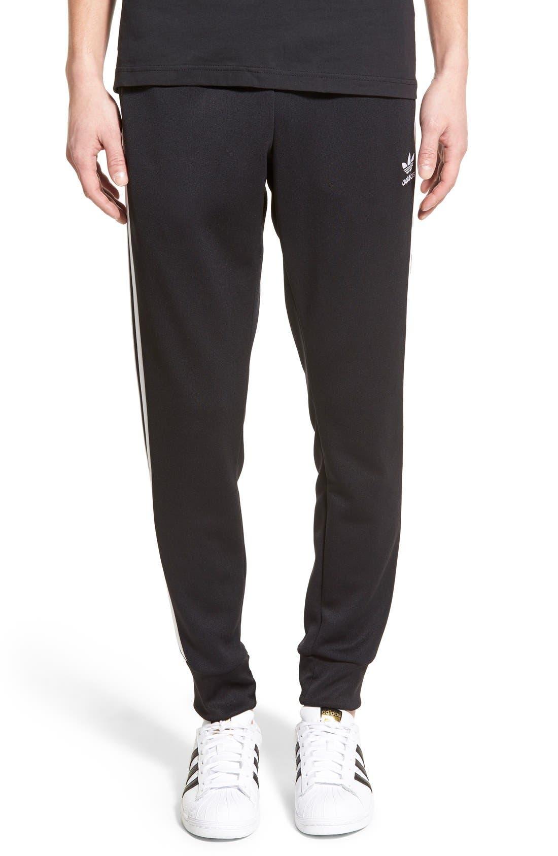 Alternate Image 1 Selected - adidas Originals 'Superstar' Track Pants