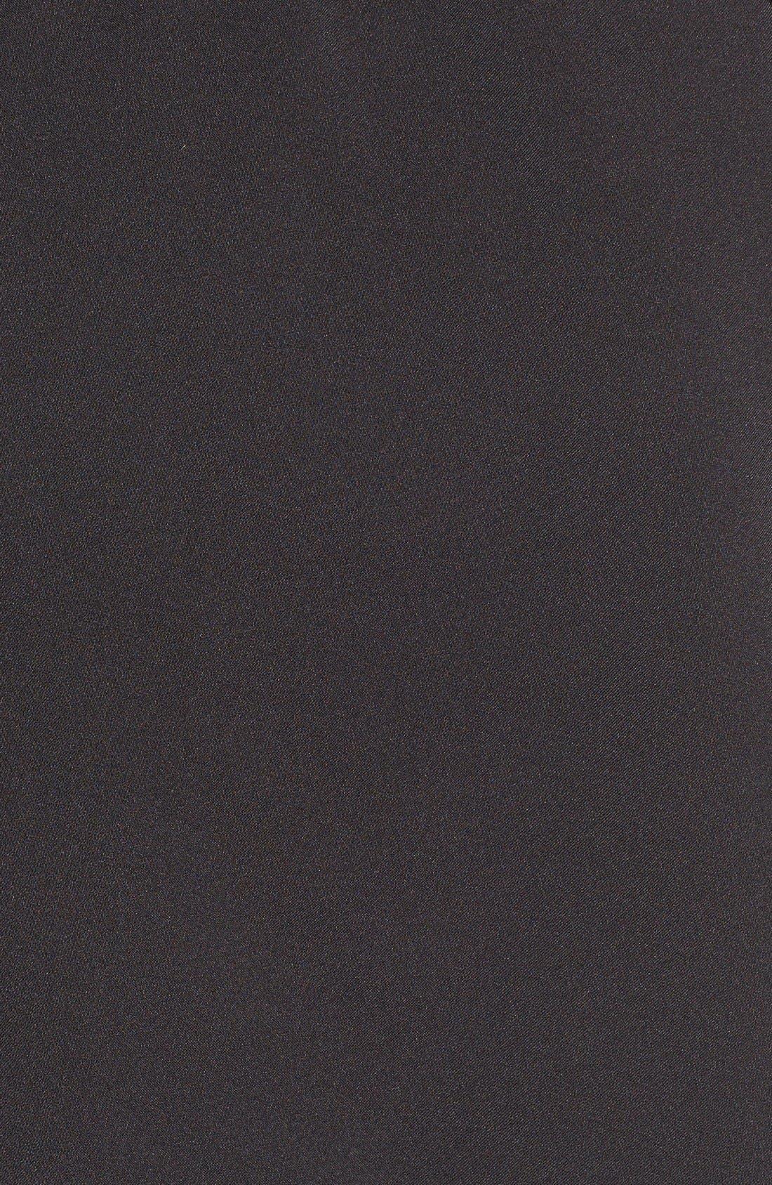 Alternate Image 5  - WAYF Strapless Overlay Jumpsuit