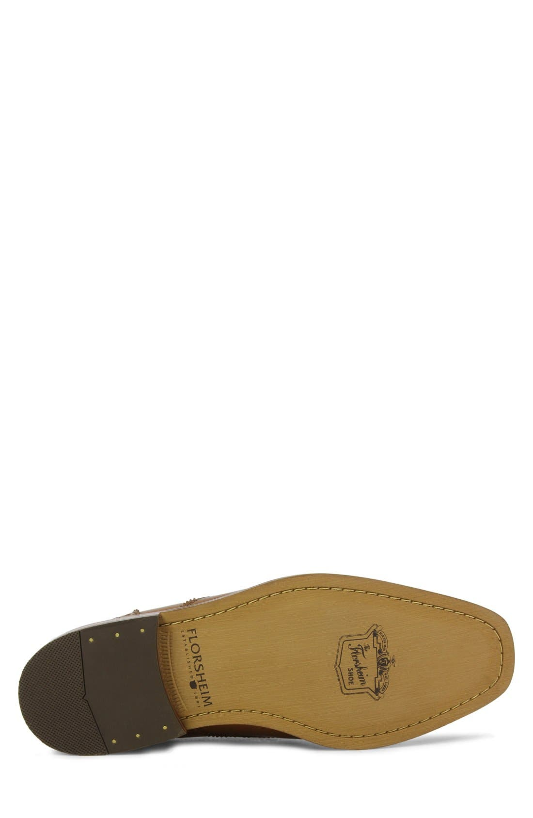 Alternate Image 2  - Florsheim 'Castellano' Venetian Loafer (Men)