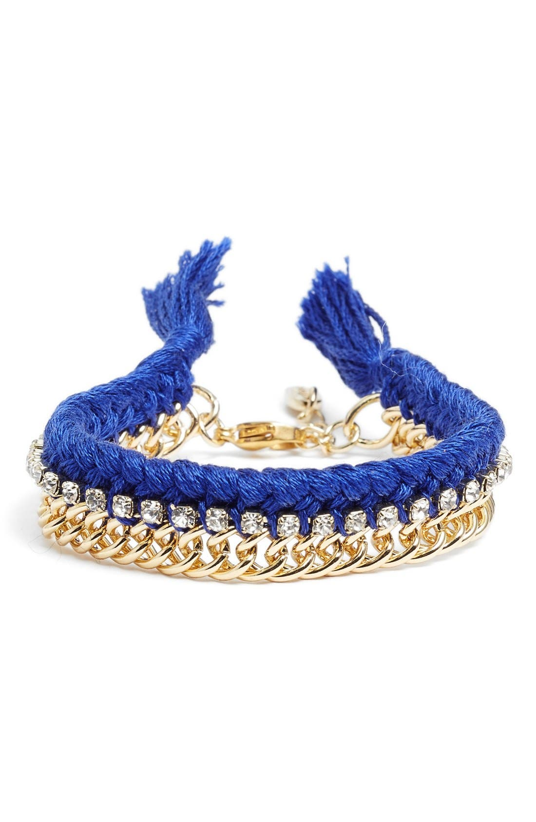 Alternate Image 1 Selected - Ettika Mixed Media Bracelet