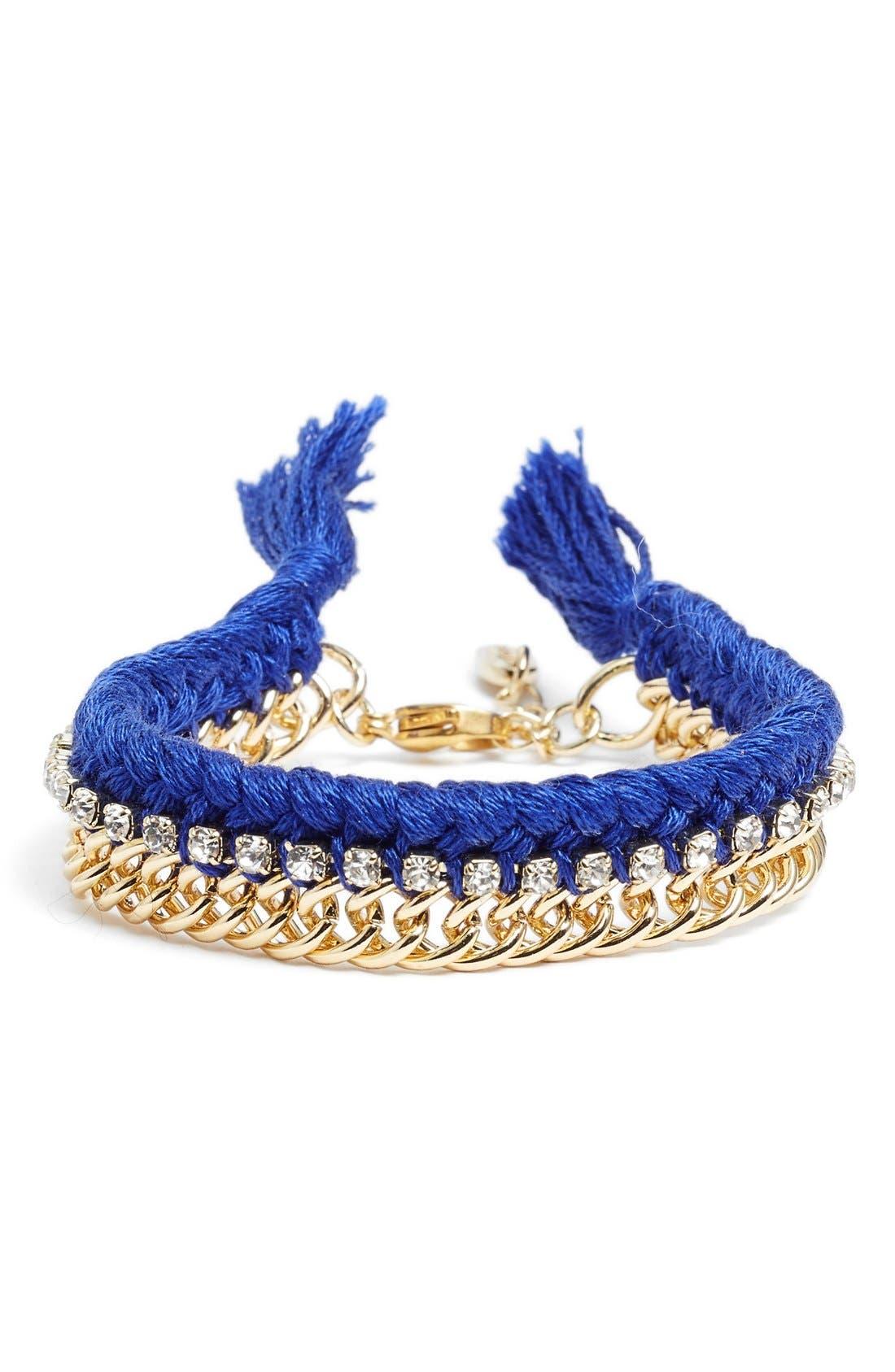 Main Image - Ettika Mixed Media Bracelet