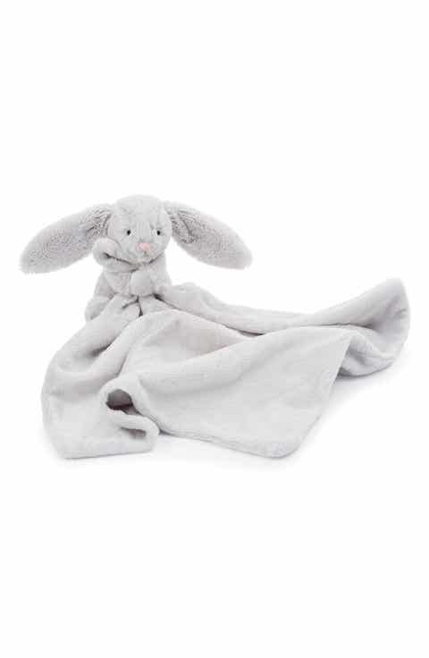 Baby gift toys stuffed animals crib mobile more nordstrom jellycat grey bunny soother blanket negle Gallery