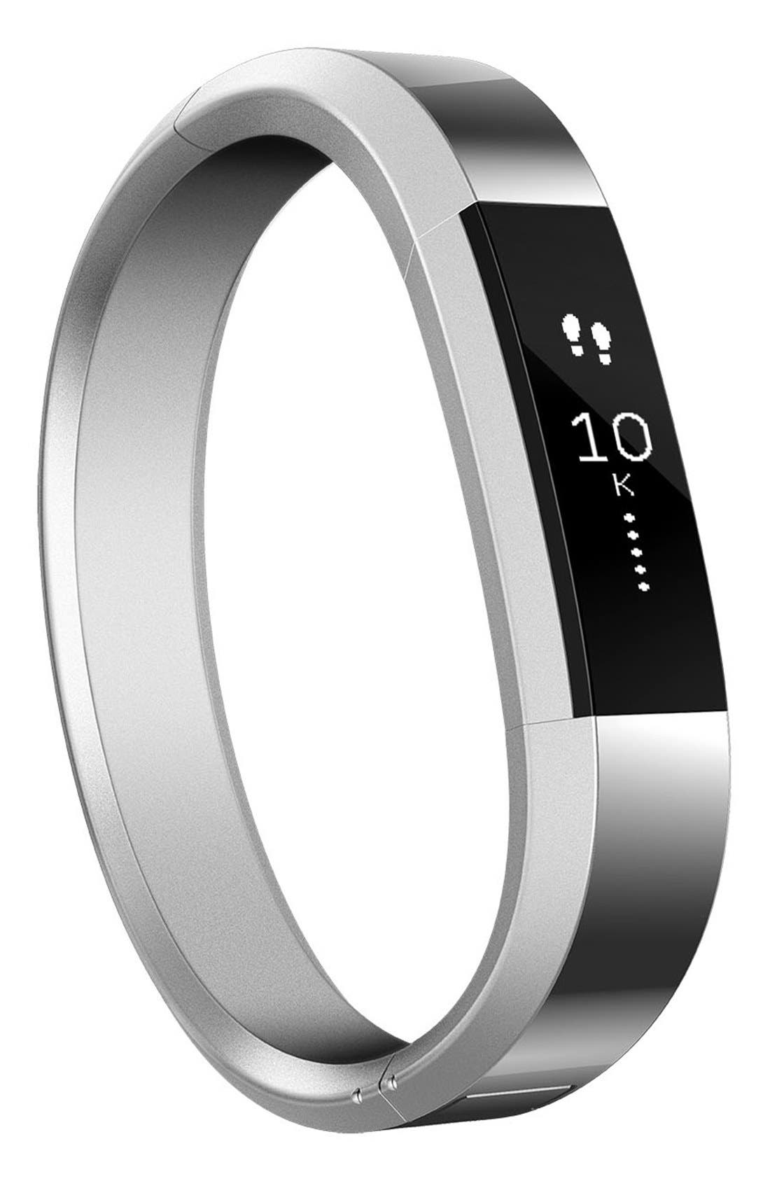 Alternate Image 2  - Fitbit 'Alta' Stainless Steel Accessory Band