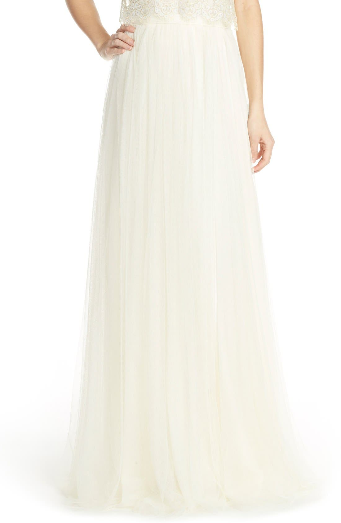 Main Image - Jenny Yoo 'Arabella' Tulle Ballgown Skirt