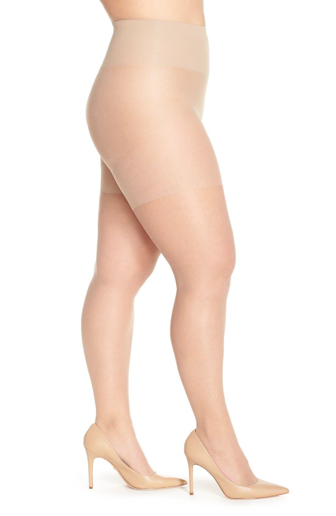 Berkshire Tummy Control Pantyhose (Plus Size)