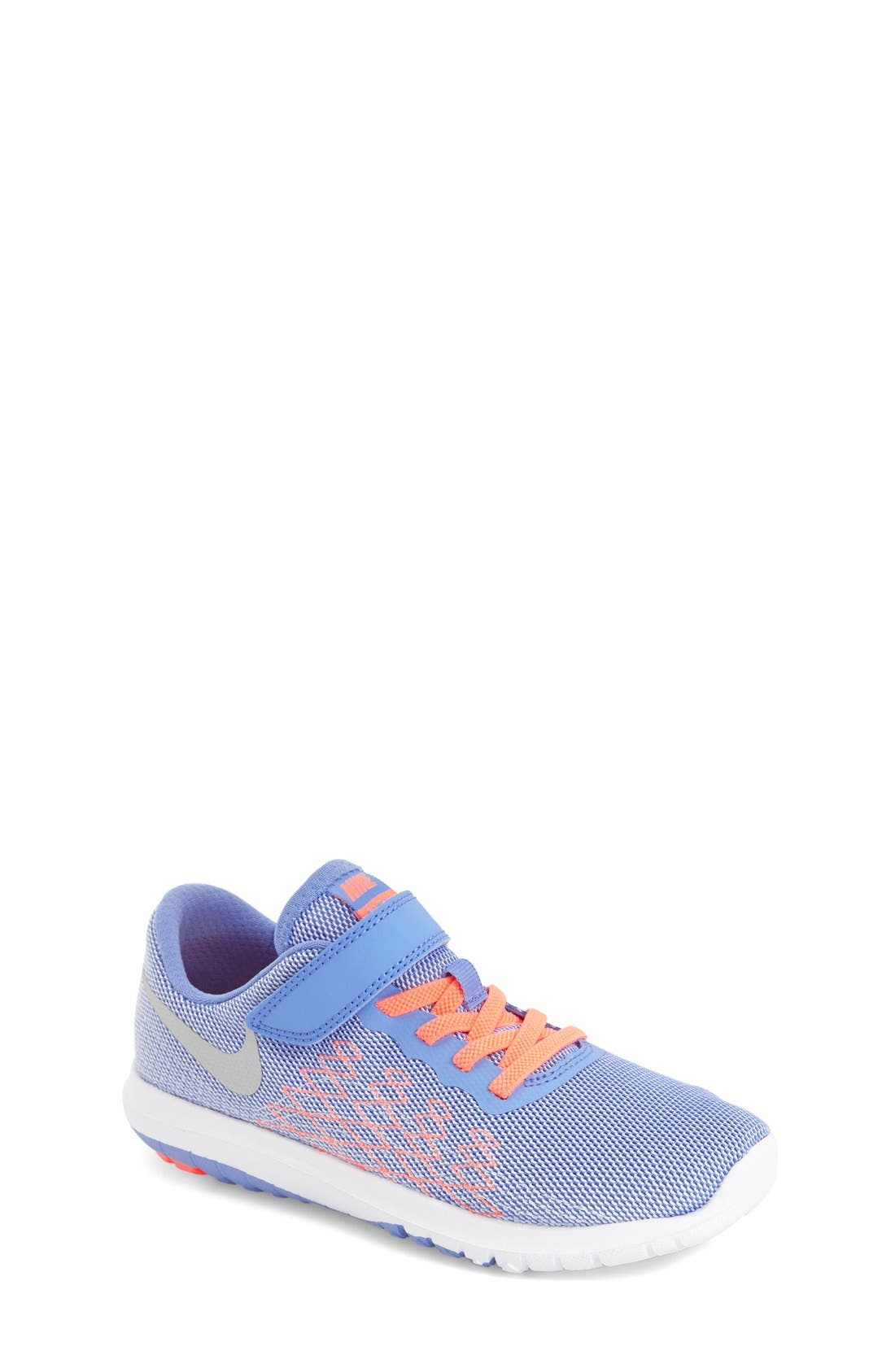 Main Image - Nike 'Flex Fury 2' Athletic Shoe (Toddler & Little Kid)