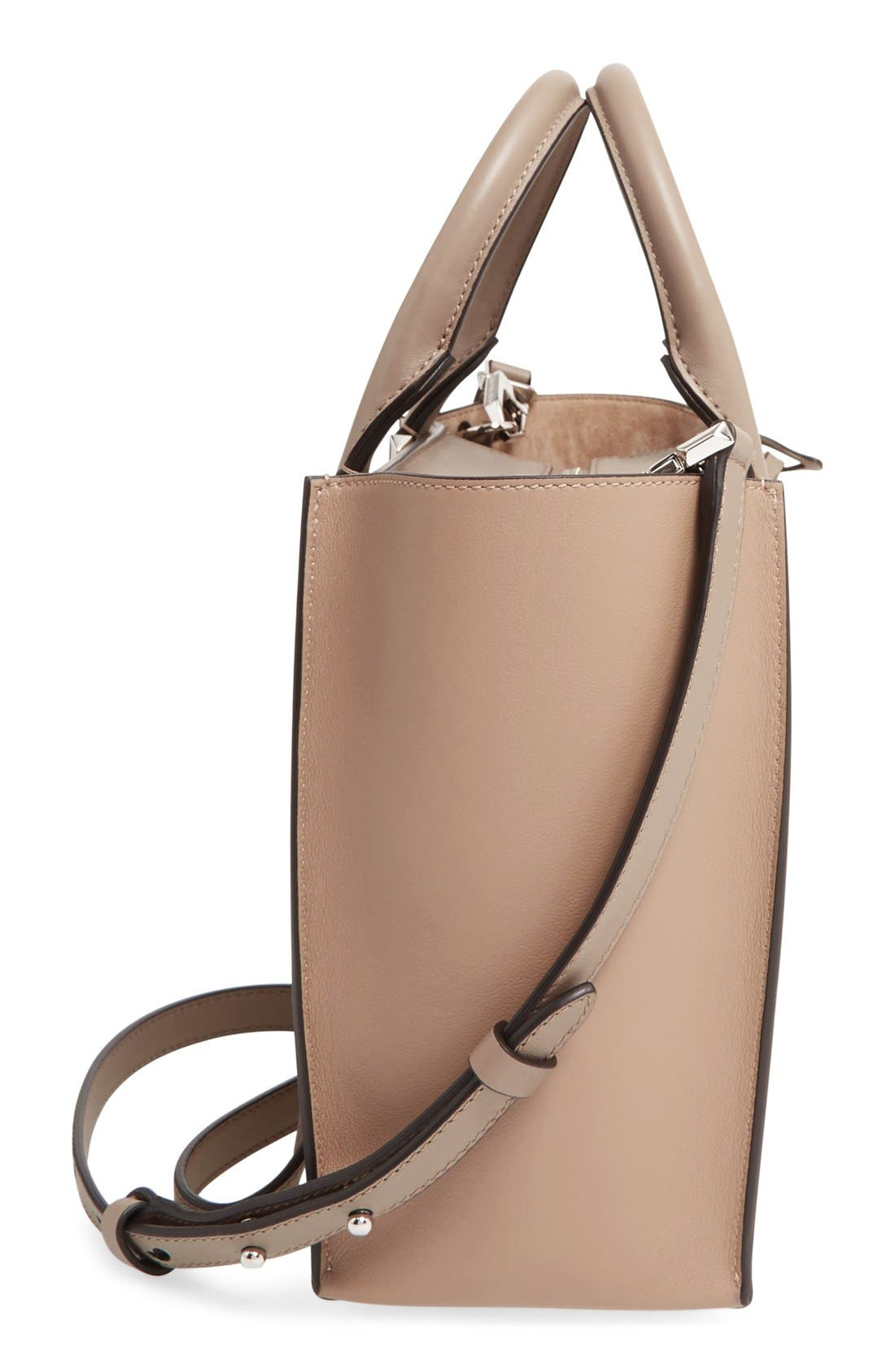 Alternate Image 5  - Michael Kors 'Small Gracie' Leather Tote