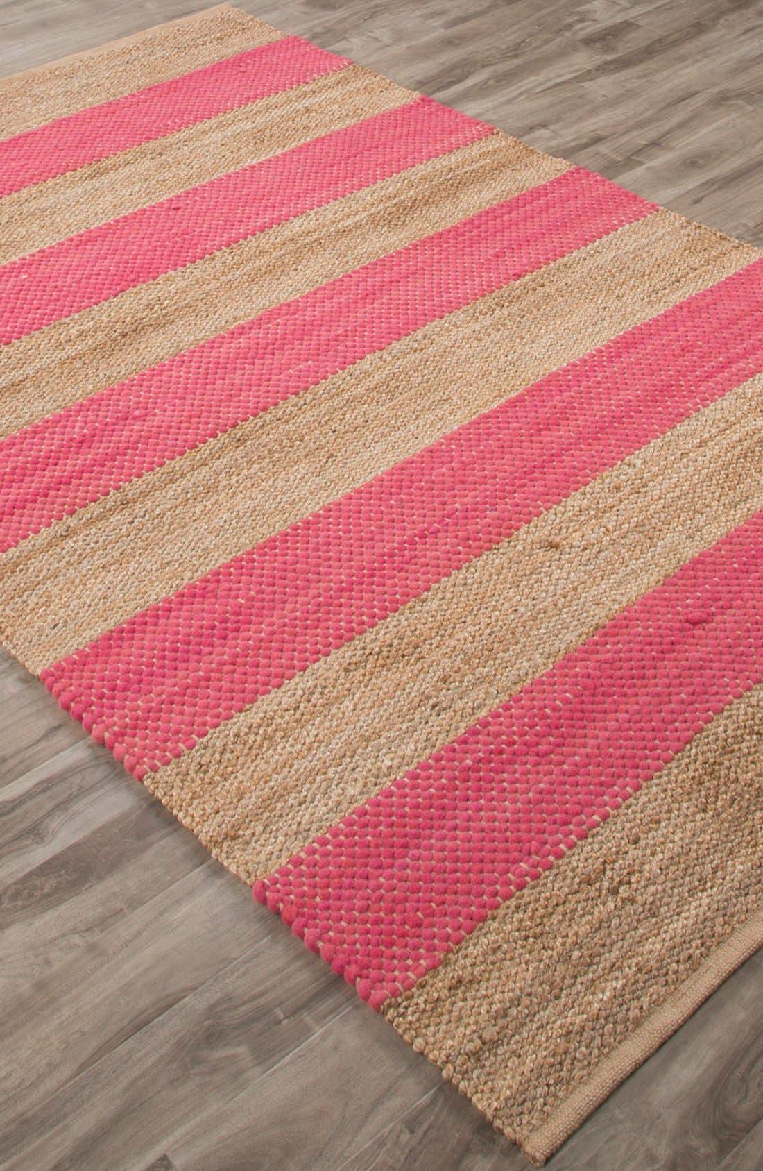 Alternate Image 3  - kate spade new york 'nolita stripes' rug