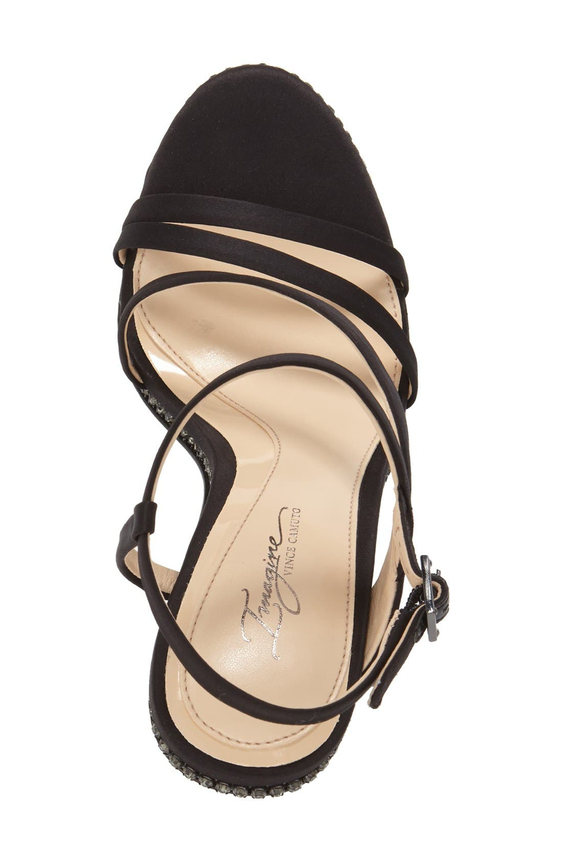 Alternate Image 3  - Imagine Vince Camuto 'Gian' Strappy Sandal (Women)