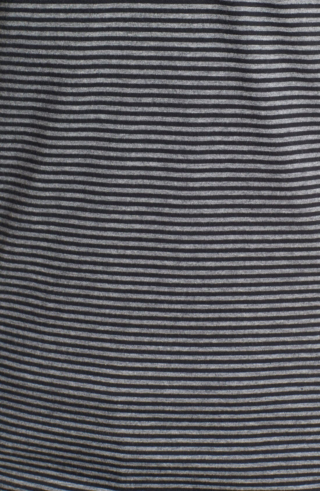 Alternate Image 5  - Nau 'Echo' Stripe Jersey Organic Cotton Polo