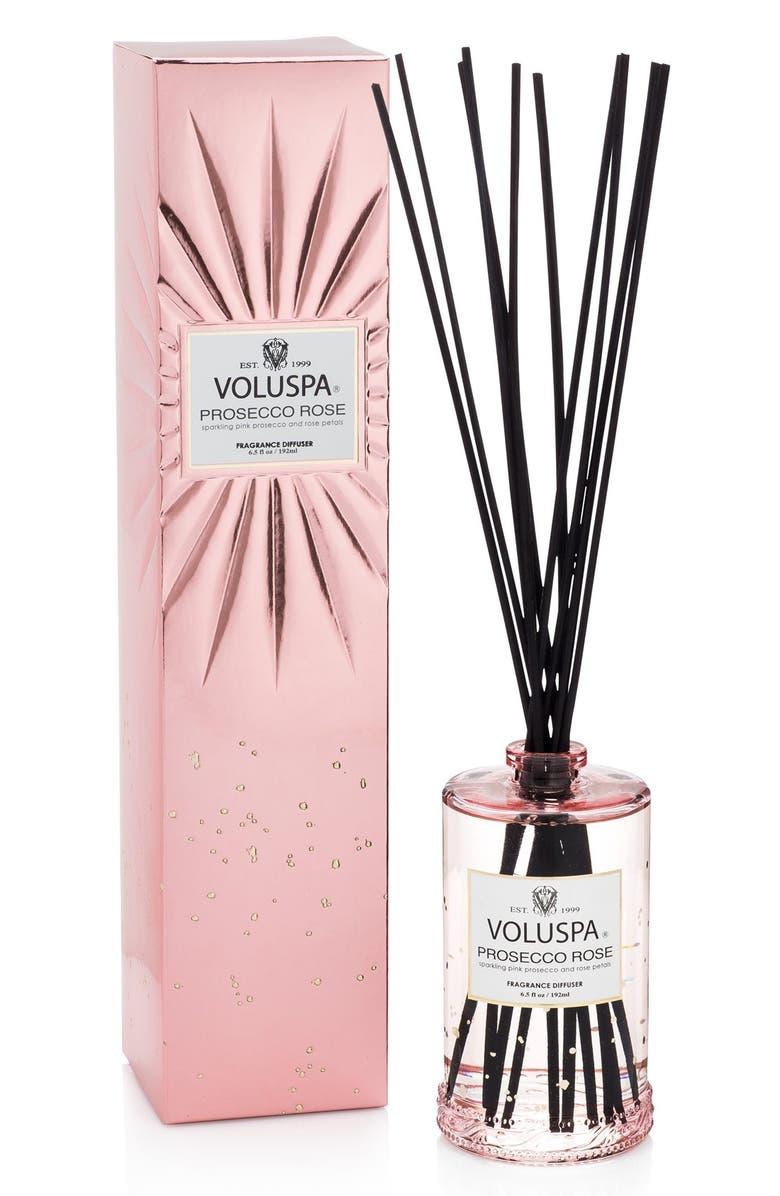 Voluspa Vermeil Prosecco Rose Fragrant Oil Diffuser | Nordstrom