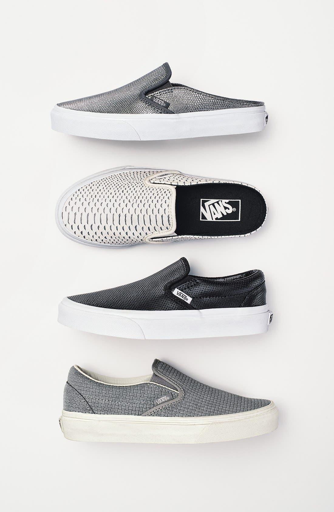 Alternate Image 5  - Vans 'Classic' Slip-On Sneaker Mule (Women)