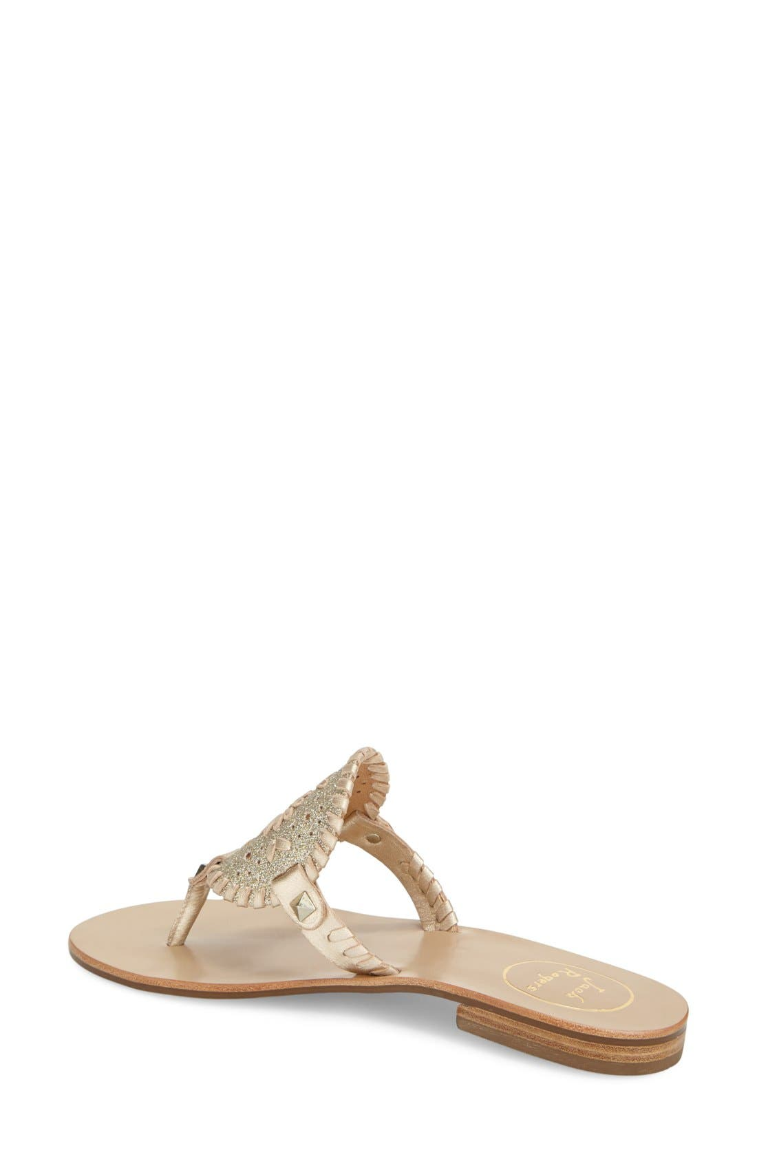 Alternate Image 2  - Jack Rogers 'Georgica' Sandal (Women)