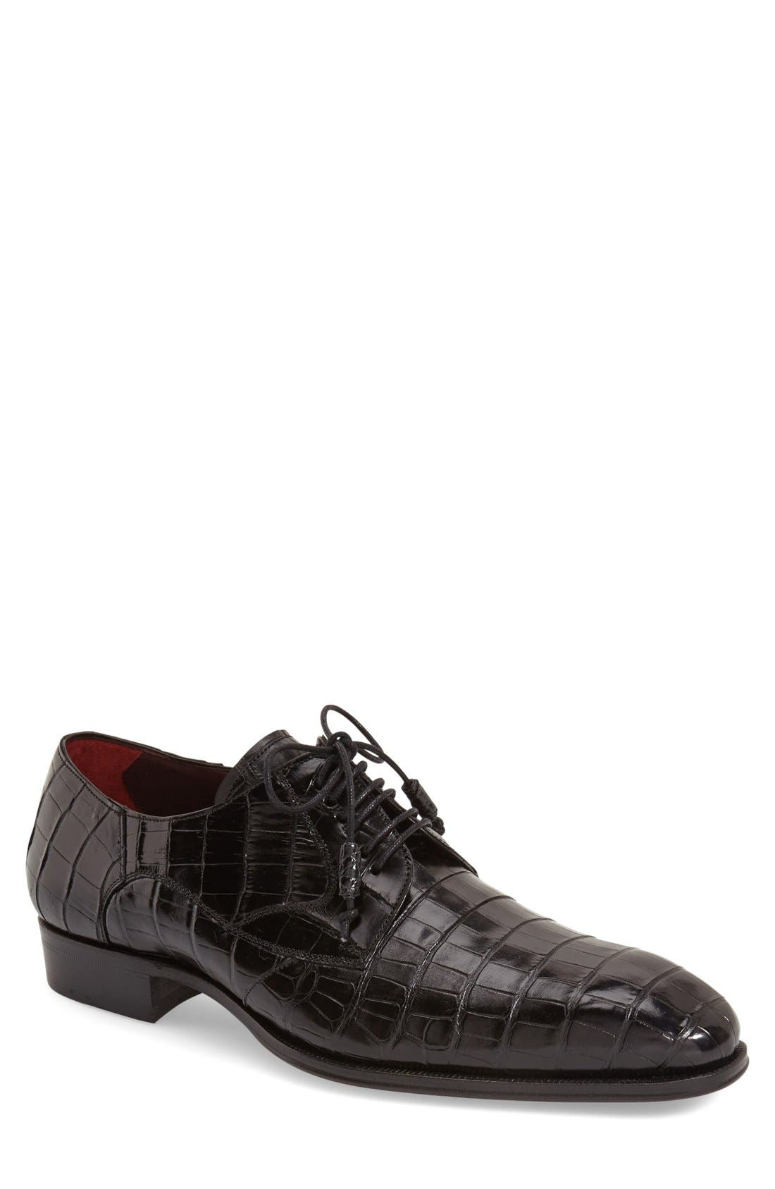 Mezlan 'Bernard' Plain Toe Derby (Men)