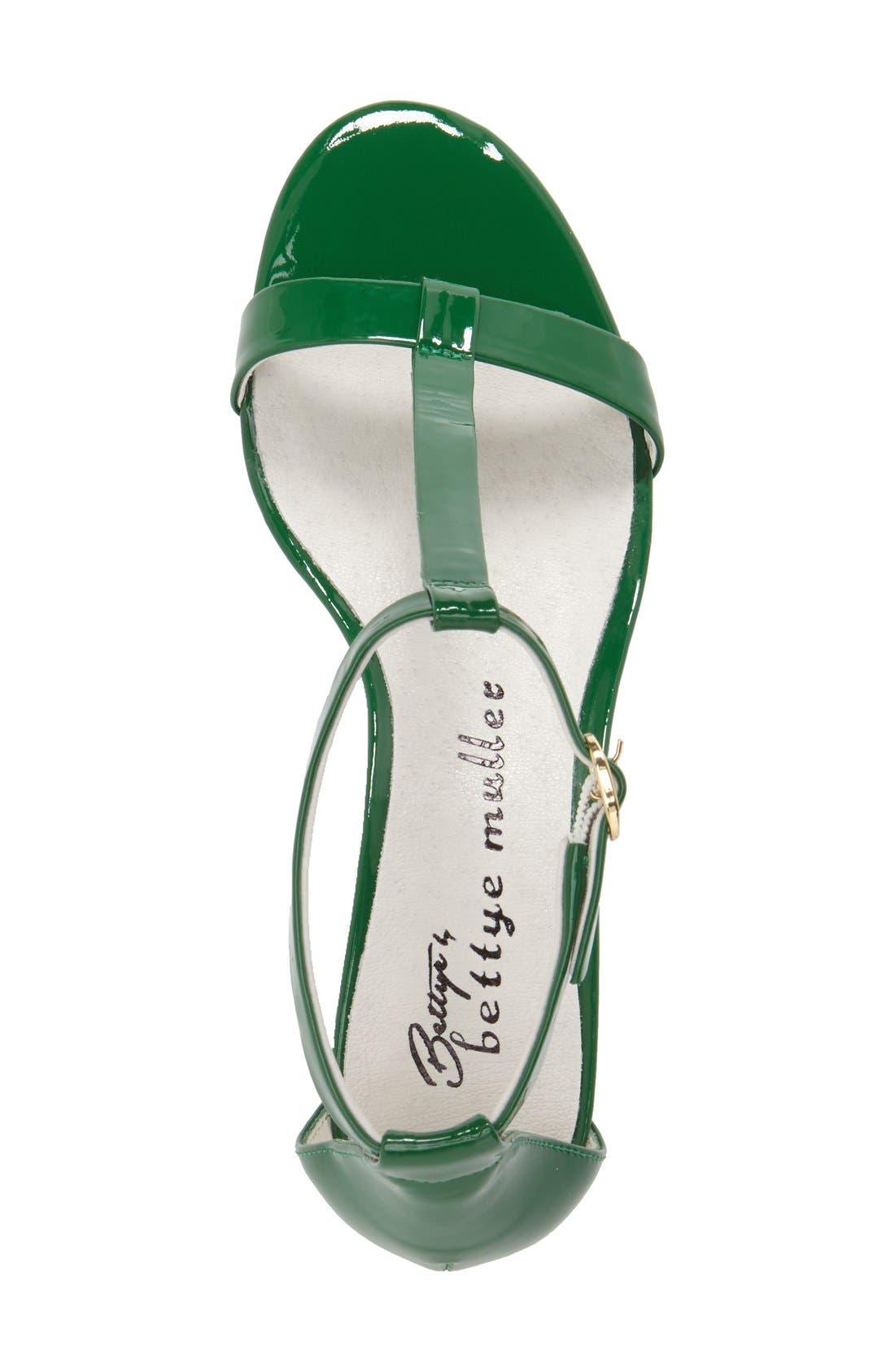 Alternate Image 3  - Bettye by Bettye Muller 'Boutique' Sandal (Women)
