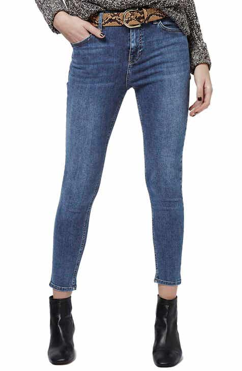 Vigoss Stevie Distressed Straight Leg Crop Jeans by VIGOSS