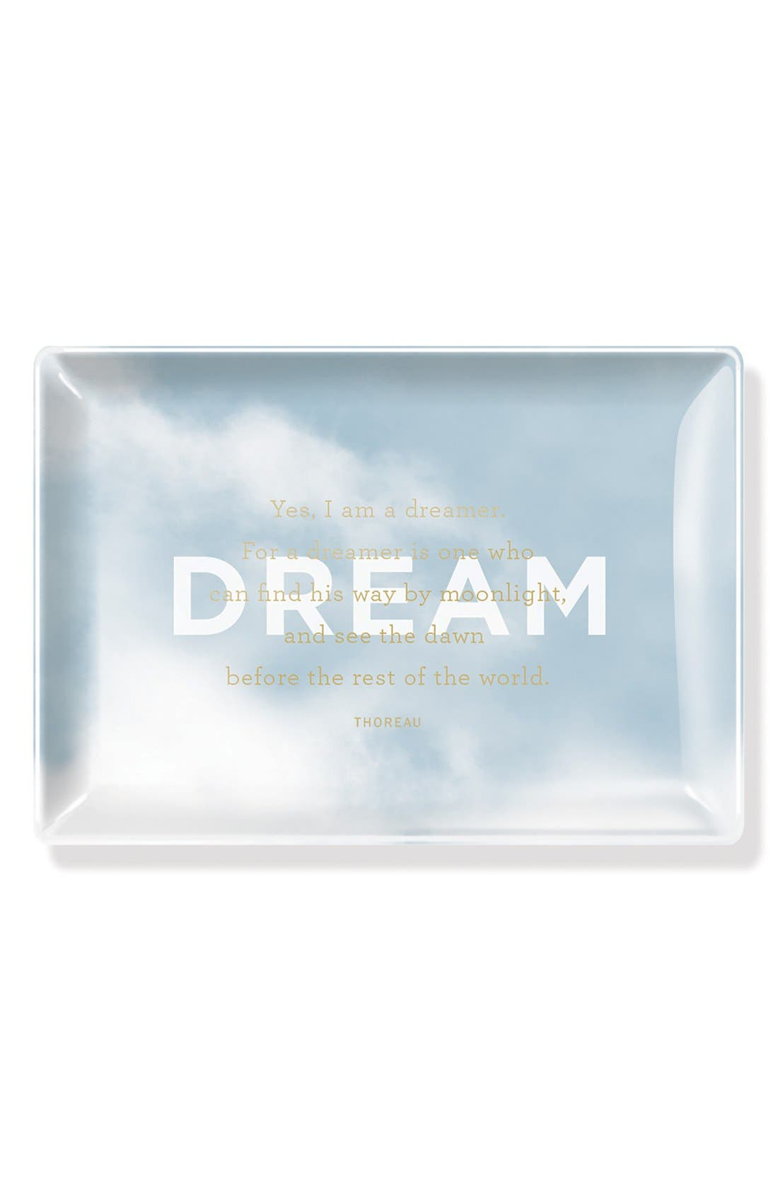 Main Image - Fringe Studio 'Dream' Glass Tray