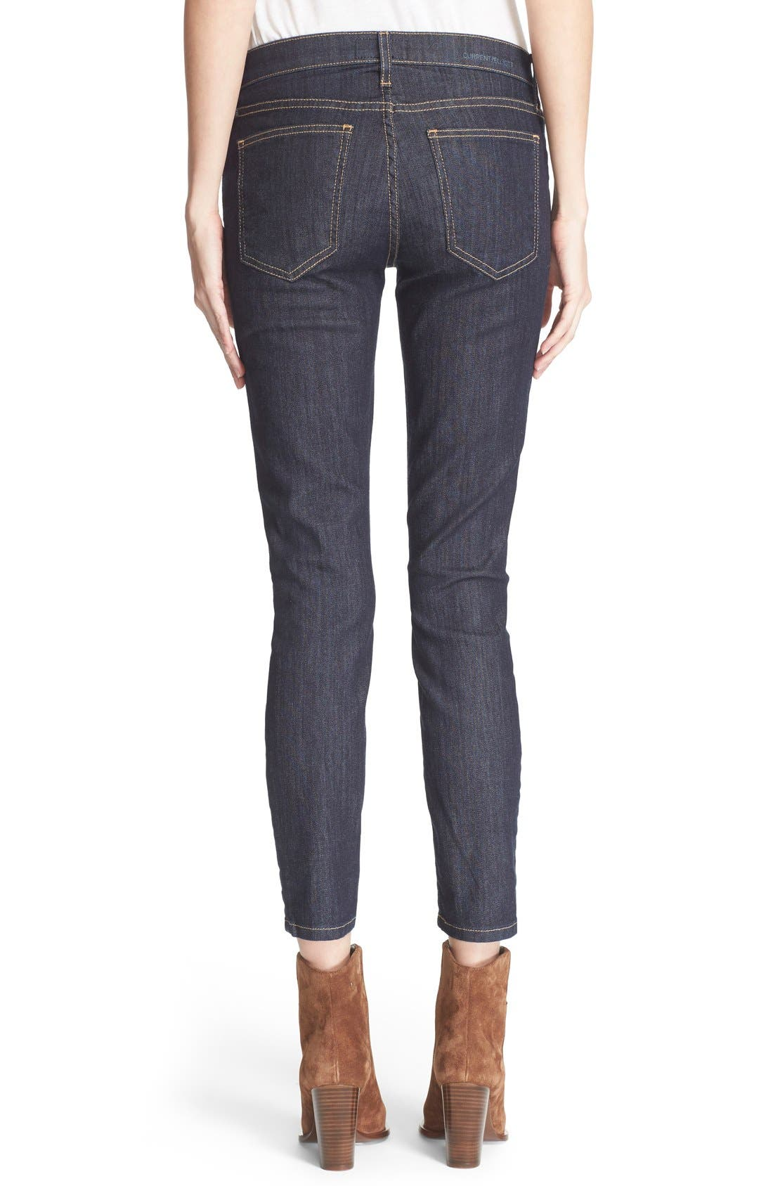 Alternate Image 2  - Current/Elliott 'The Stiletto' Skinny Jeans