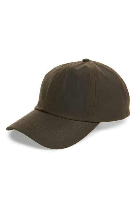 Barbour Waxed Cotton Baseball Cap 04cd9d2ae9d