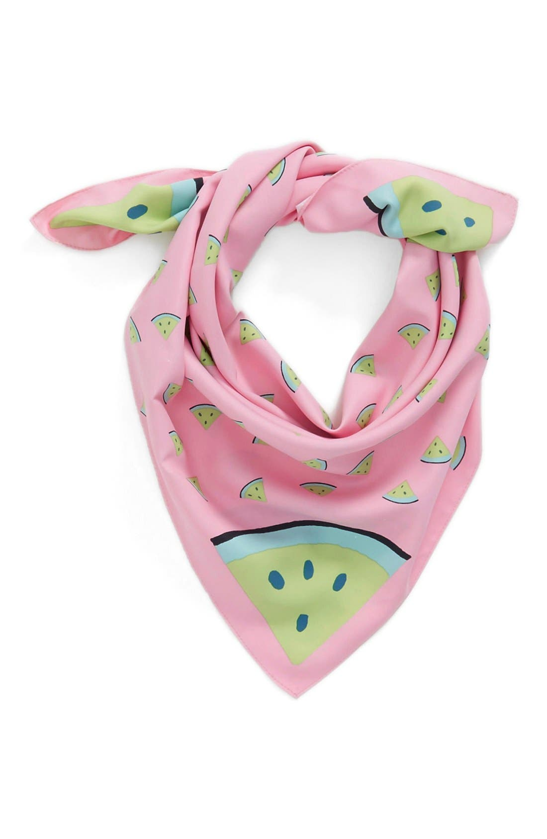 Main Image - BCBGeneration 'Watering Melons' Print Scarf
