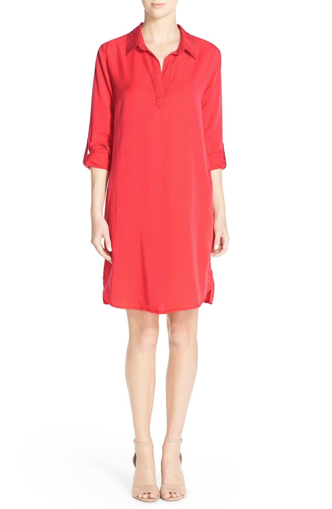 Alternate Image 4  - Kut From The Kloth Shirtdress