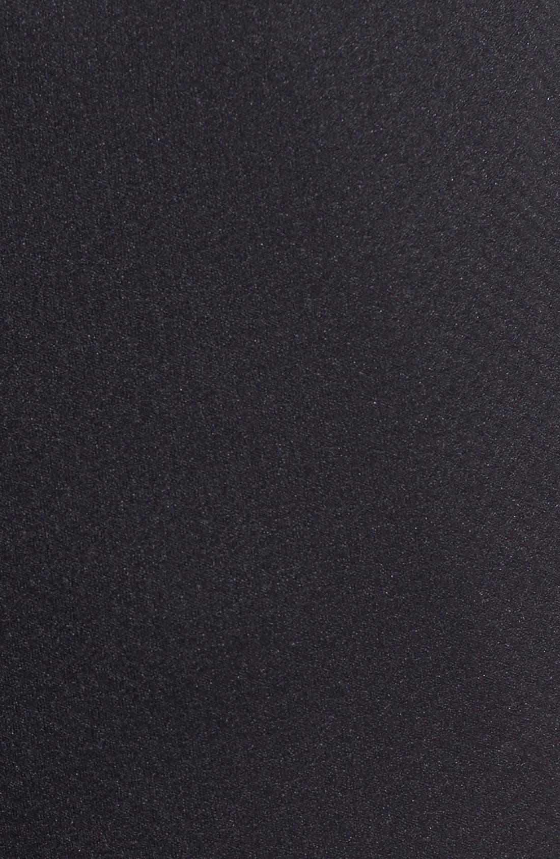 SB 'Stripe Sunday' Dri-FIT Shorts,                             Alternate thumbnail 5, color,                             Black/White