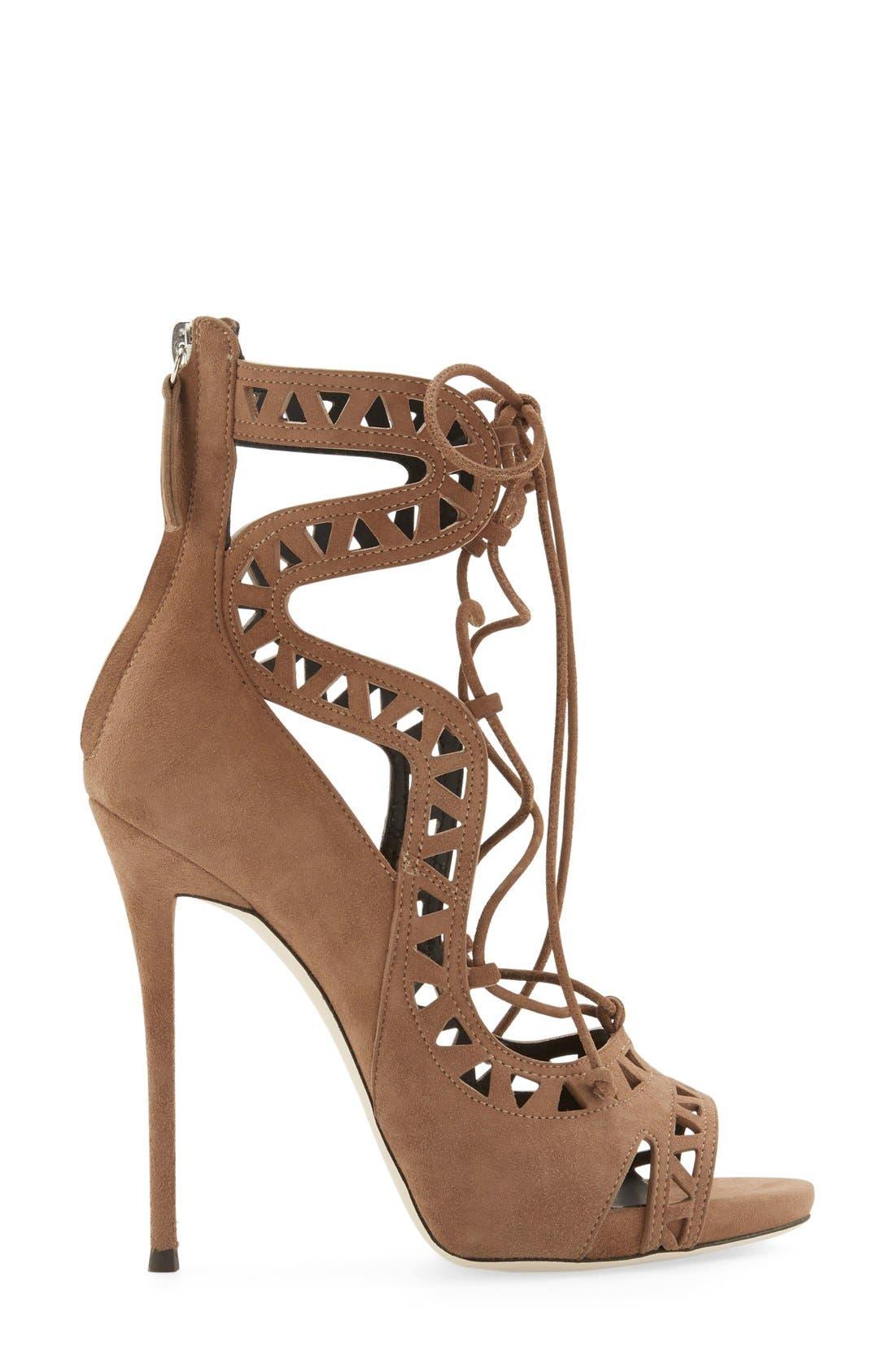 Alternate Image 4  - Giuseppe Zanotti 'Coline' Sandal (Women)