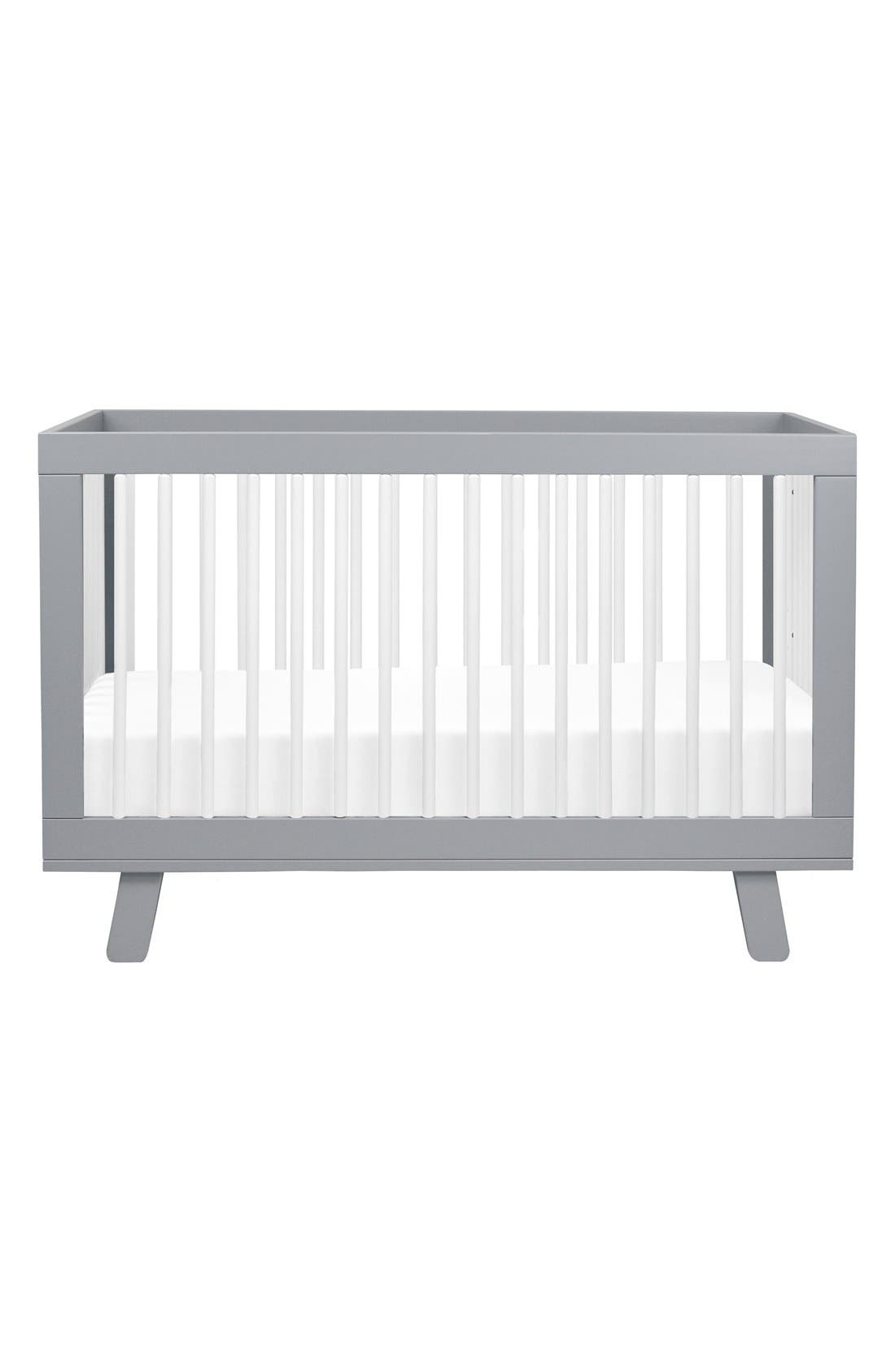 Alternate Image 1 Selected - babyletto 'Hudson' 3-in-1 Convertible Crib