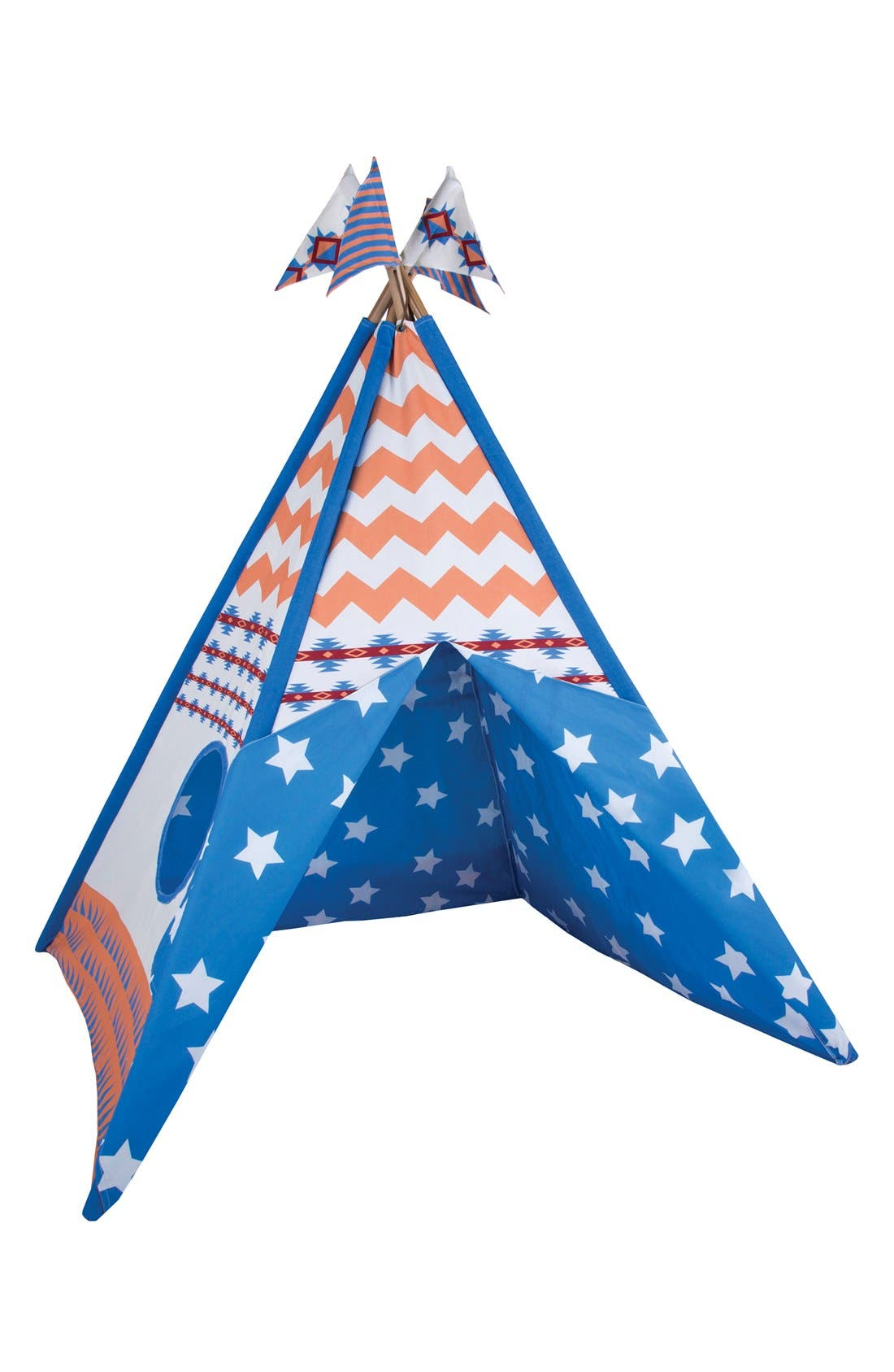 Pacific Play Tents 'Vintage' Cotton Canvas Teepee