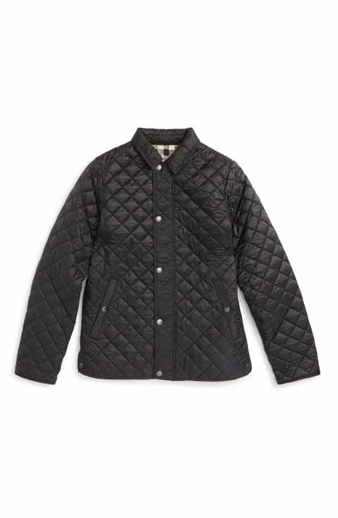Burberry Kids' Coats & Jackets | Nordstrom : burberry quilted jacket kids - Adamdwight.com