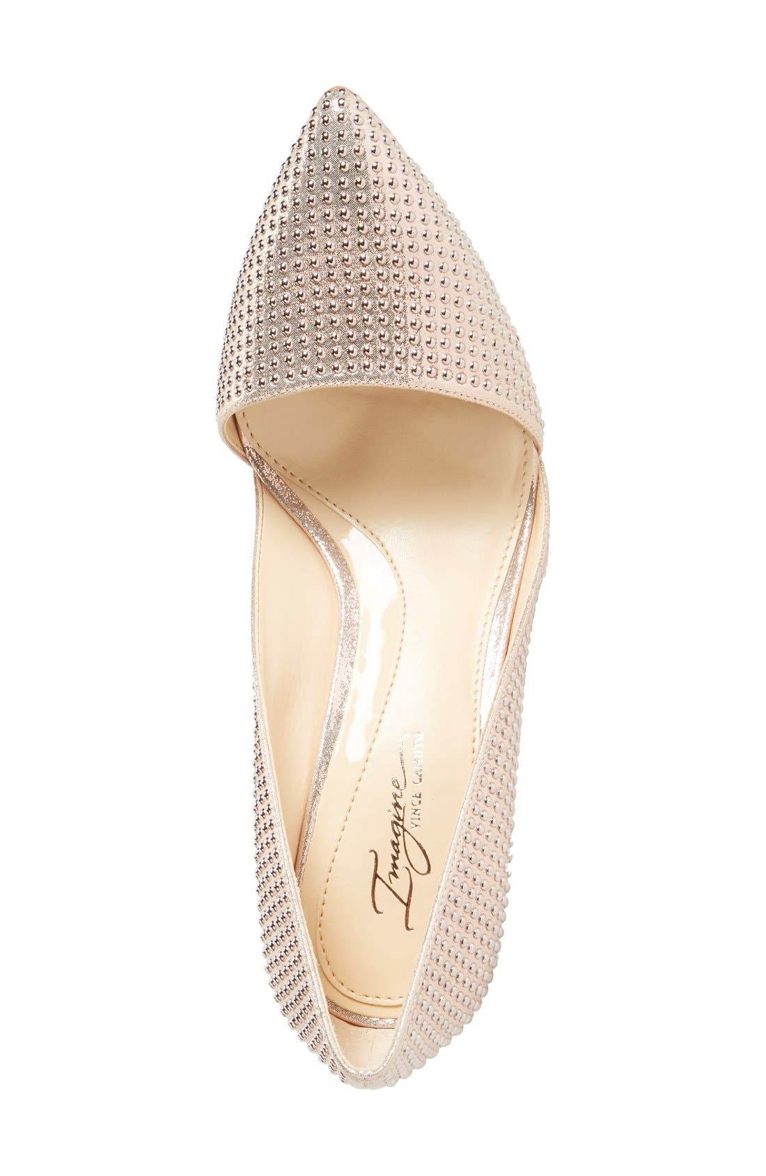 Alternate Image 3  - Imagine Vince Camuto 'Ossie' d'Orsay Pump (Women)