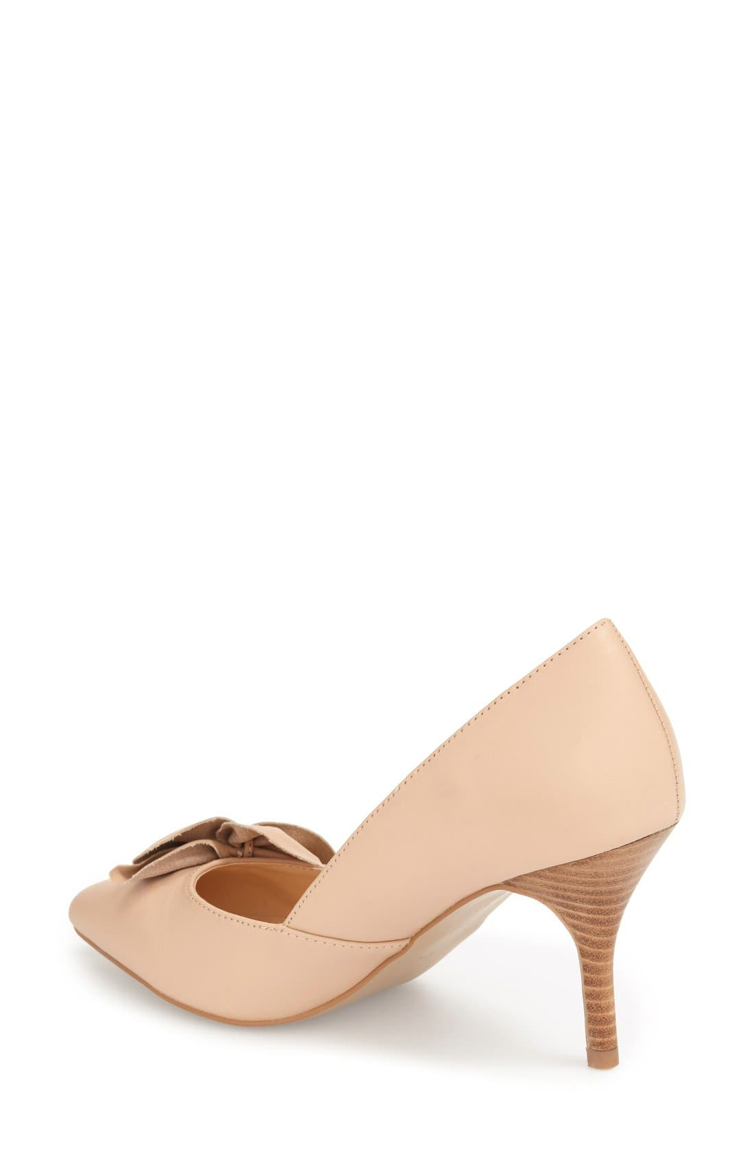 Alternate Image 2  - Sole Society 'Aveline' Pointy Toe Pump (Women)
