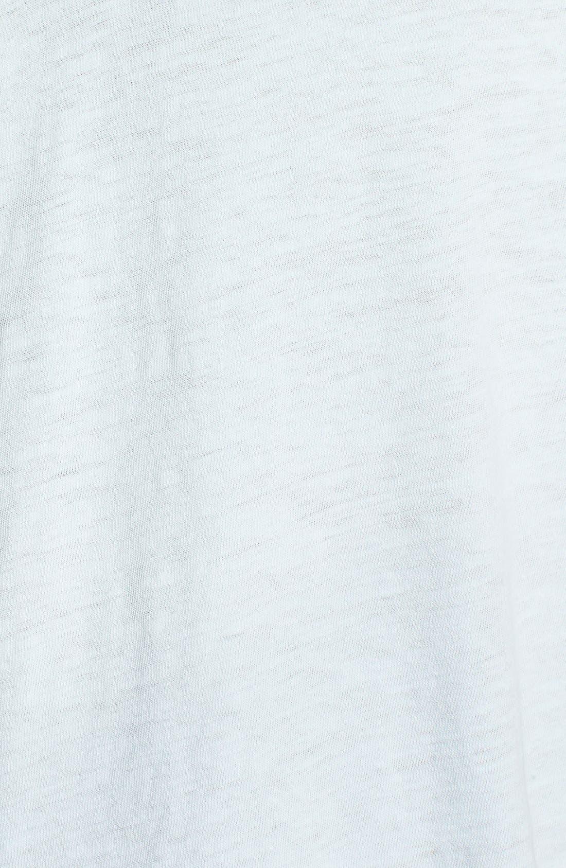 Alternate Image 5  - Lucky Brand Notch Short Sleeve Henley T-Shirt
