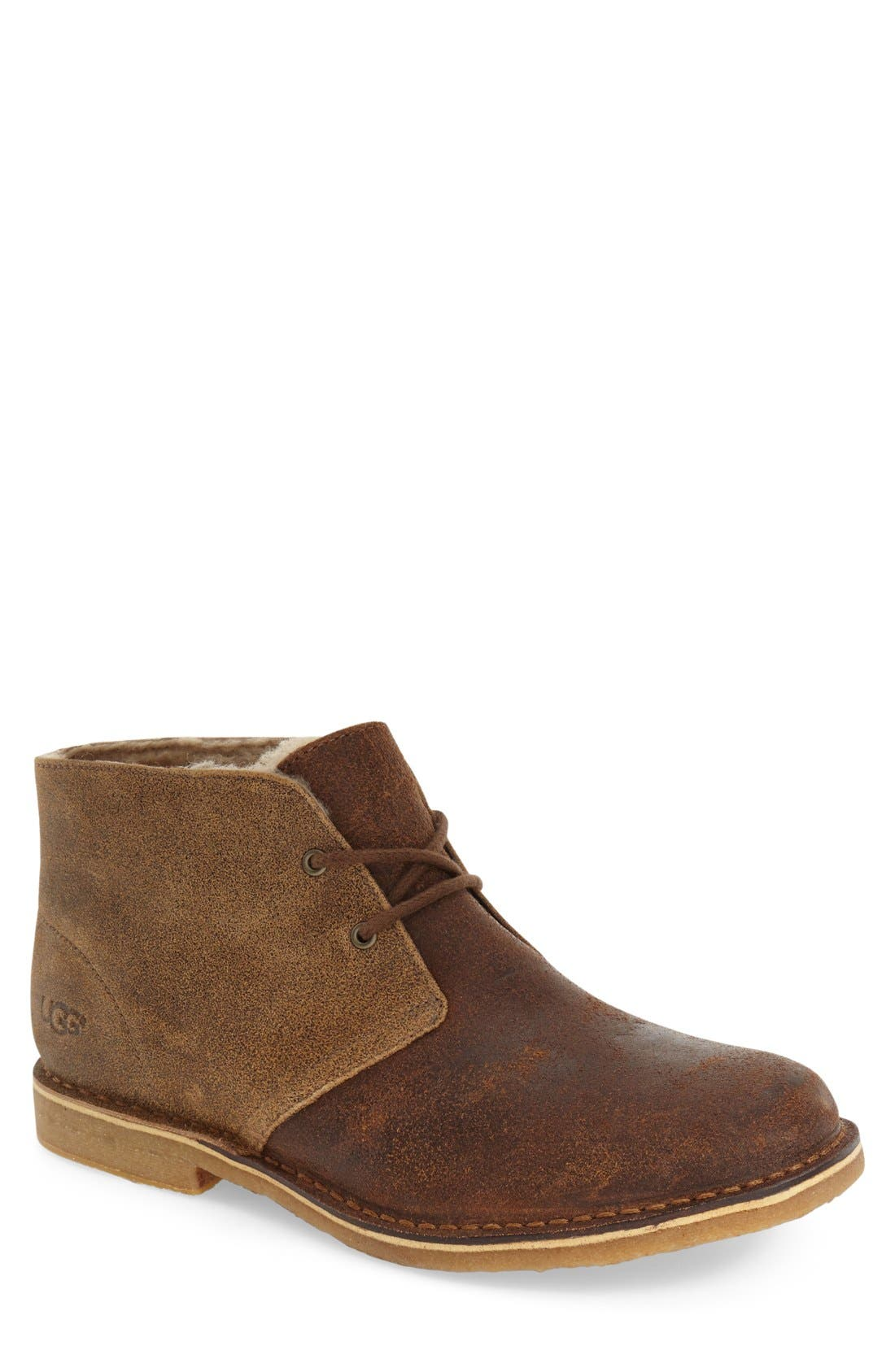 UGG<SUP>®</SUP> Leighton Chukka Boot