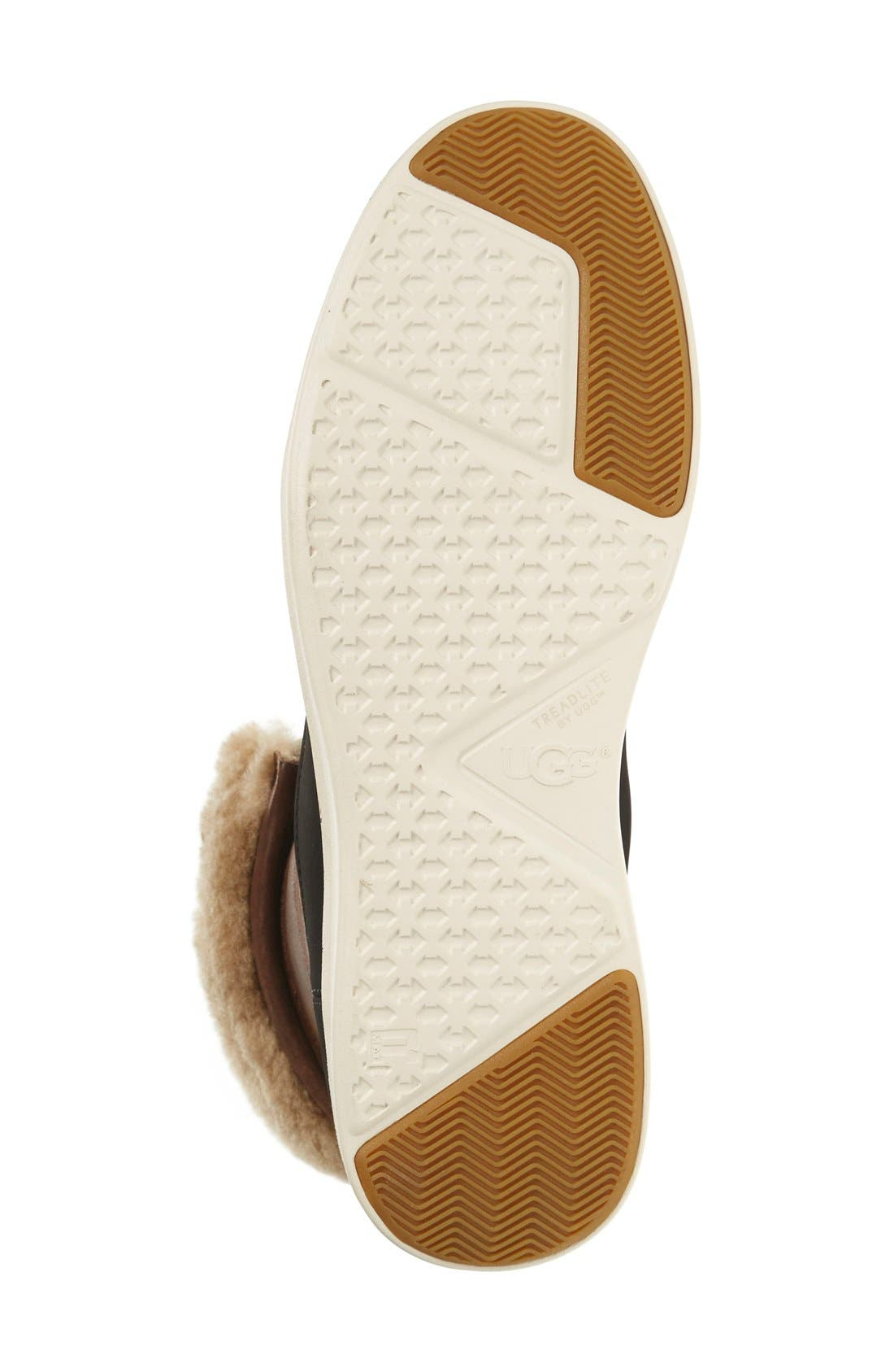 Alternate Image 4  - UGG® Roskoe Snow Boot (Men)