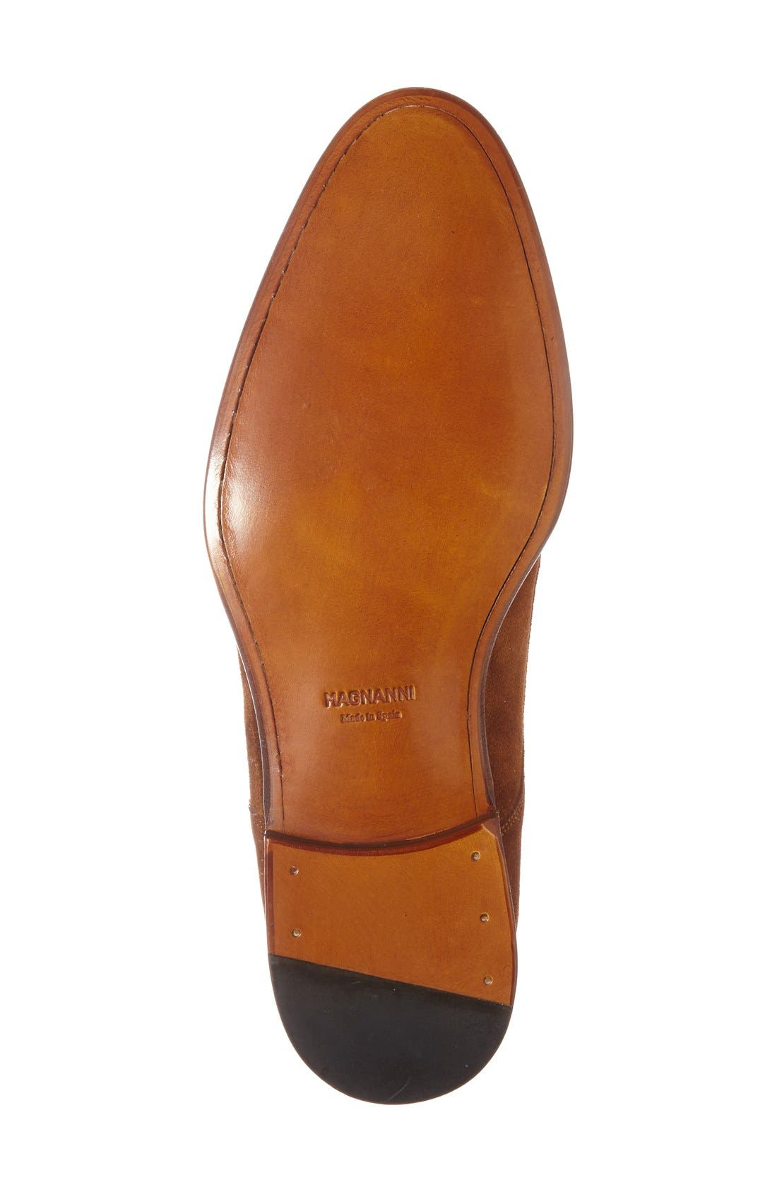 Alternate Image 4  - Magnanni 'Tomas' Double Monk Strap Shoe (Men)