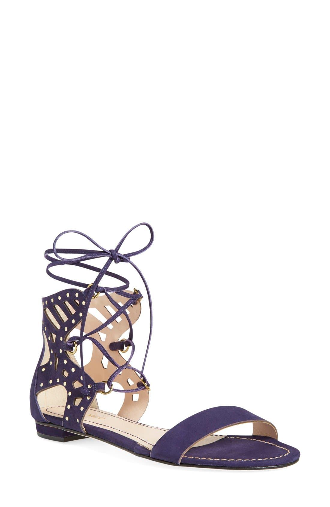 Main Image - Klub Nico 'Jae' Gladiator Sandal (Women)