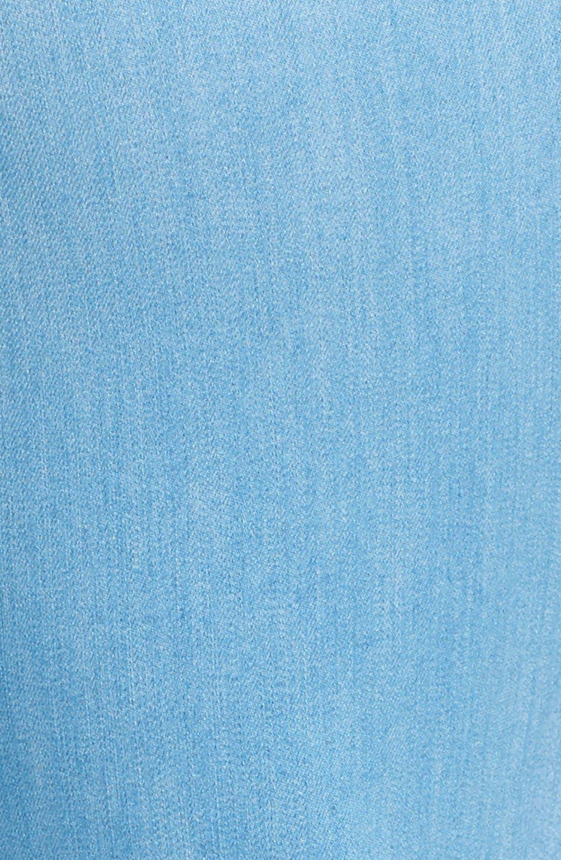 Alternate Image 5  - NYDJ 'Barbara' Stretch Bootcut Jeans (Palm Bay)