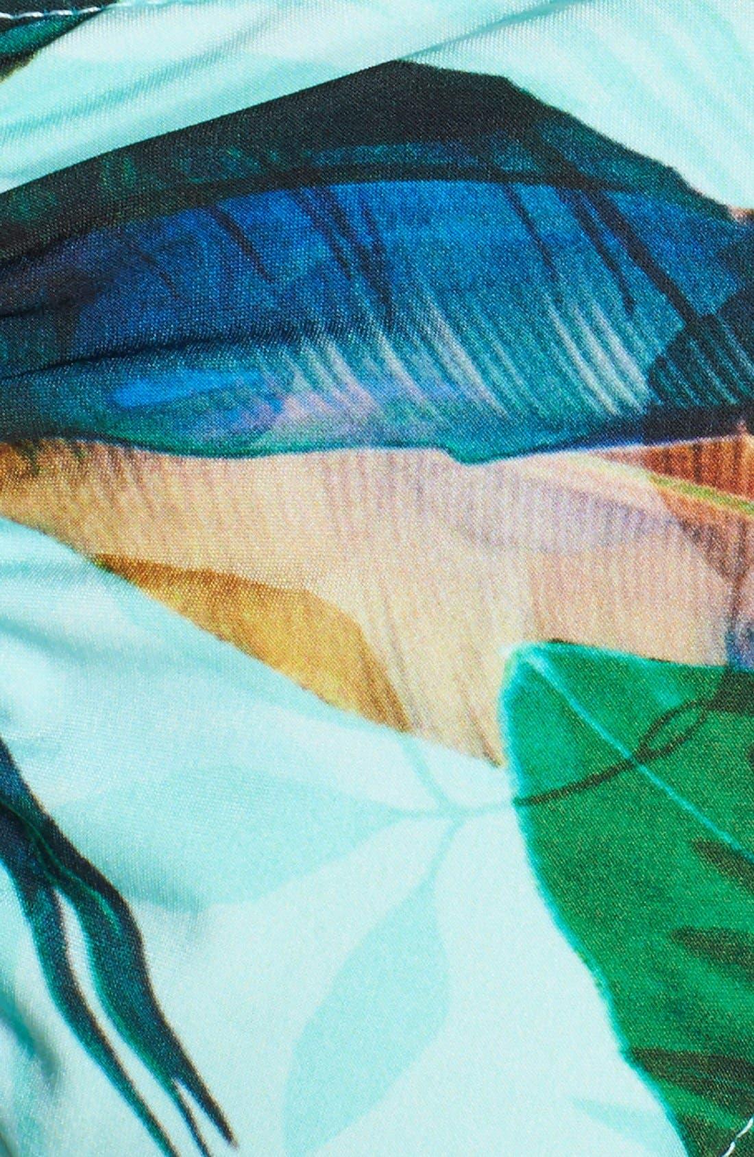 Alternate Image 6  - Vitamin A® 'Celebrity' Side Tie Bikini Bottoms