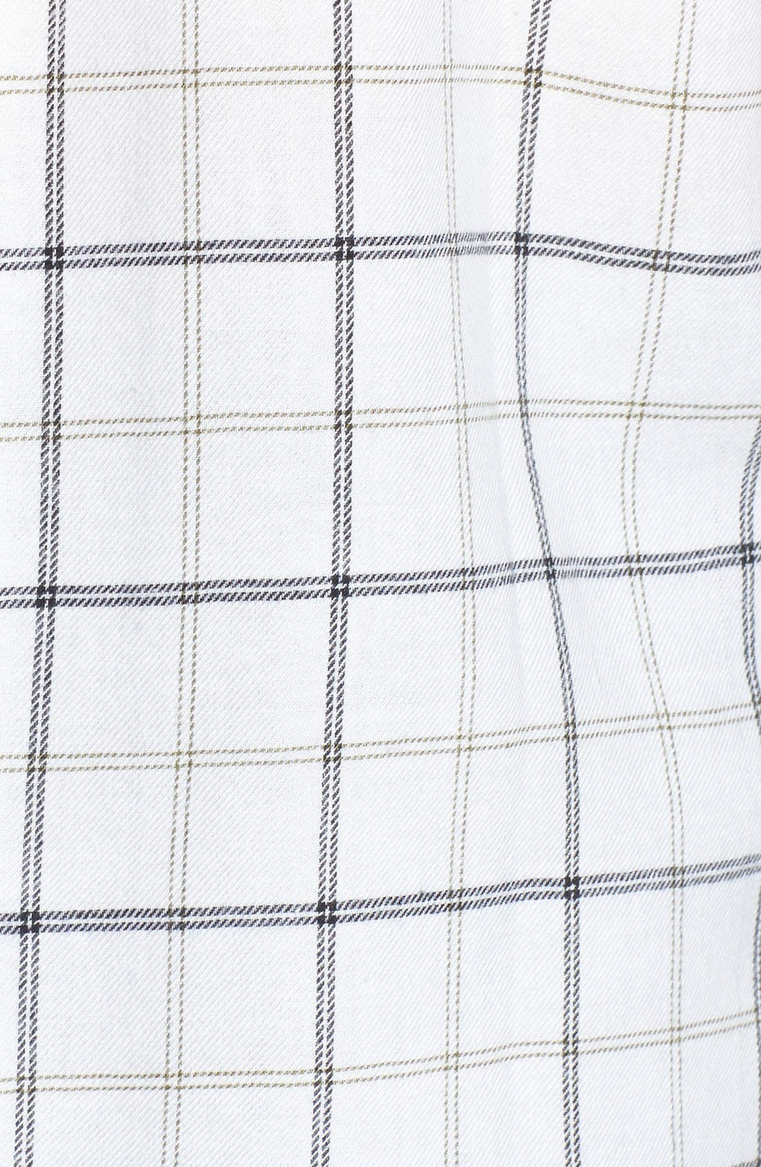 Alternate Image 5  - BP. Plaid Tunic Shirt
