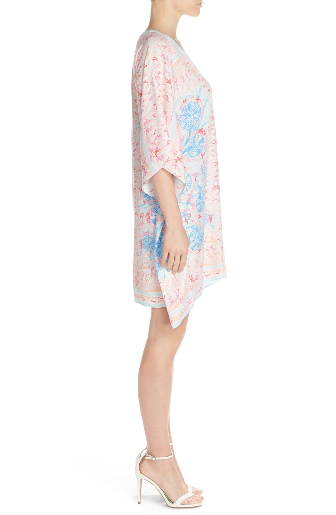 Alternate Image 3  - Lilly Pulitzer® Print Woven Caftan