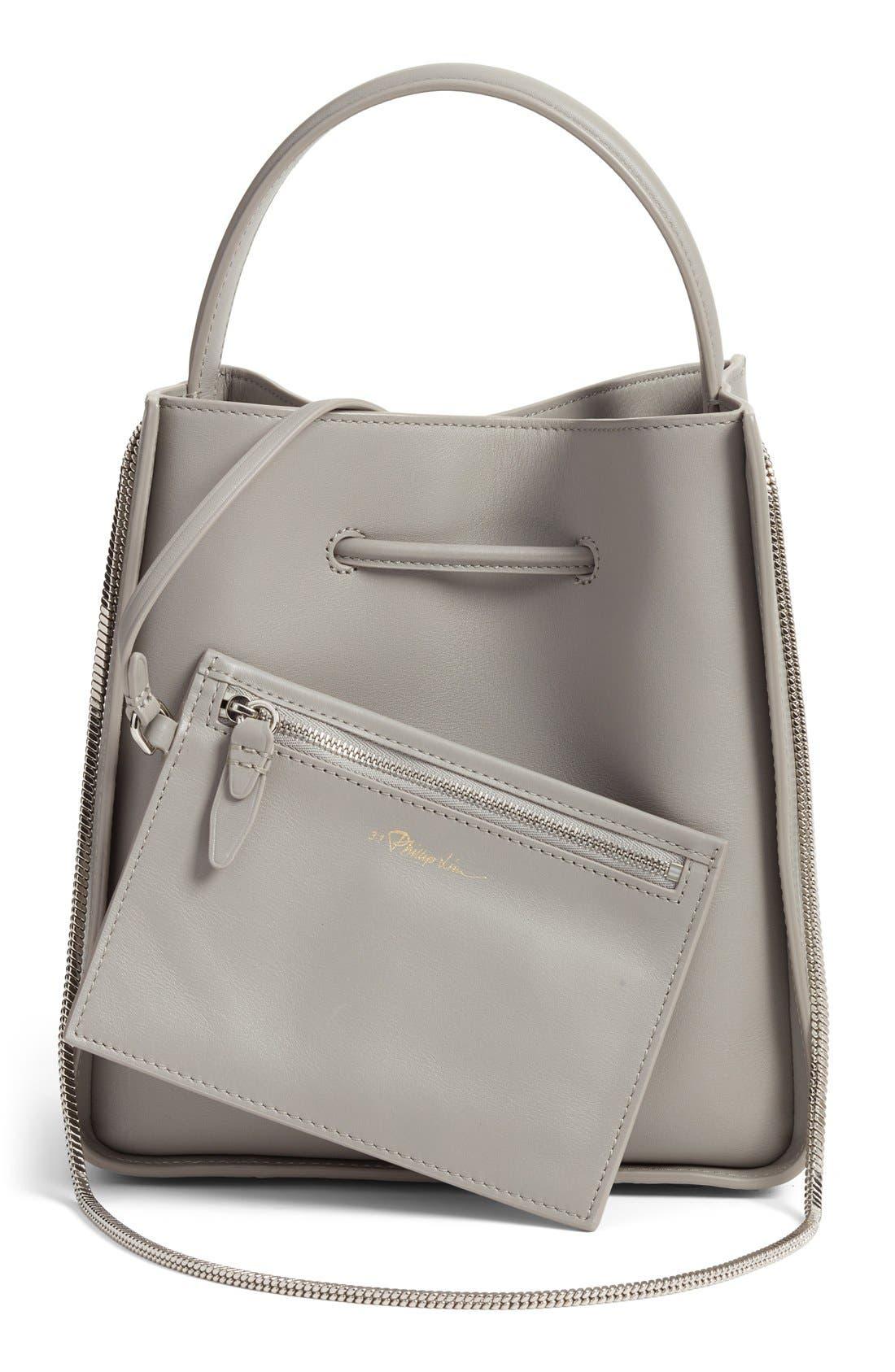 Alternate Image 2  - 3.1 Phillip Lim Small Soleil Leather Bucket Bag