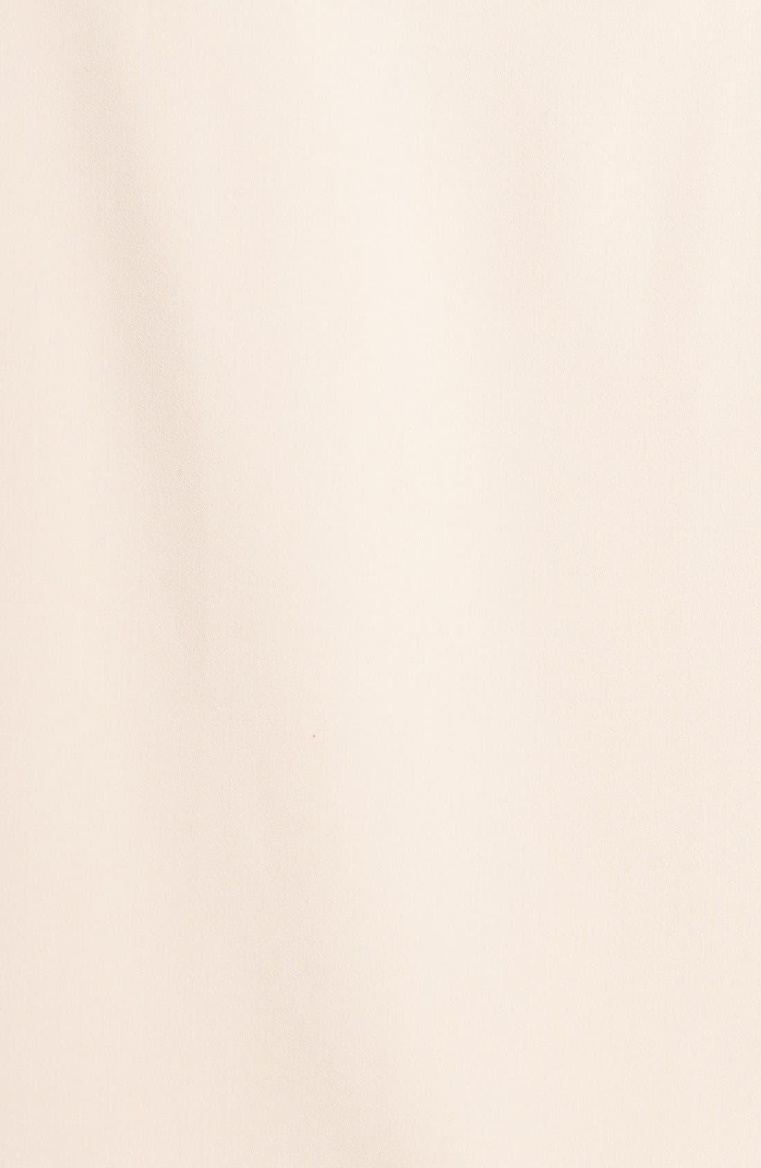 Alternate Image 5  - Vince Camuto Asymmetrical Crepe Sheath Dress (Regular & Petite)